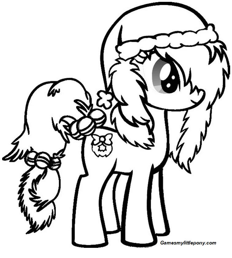 Pony Christmas