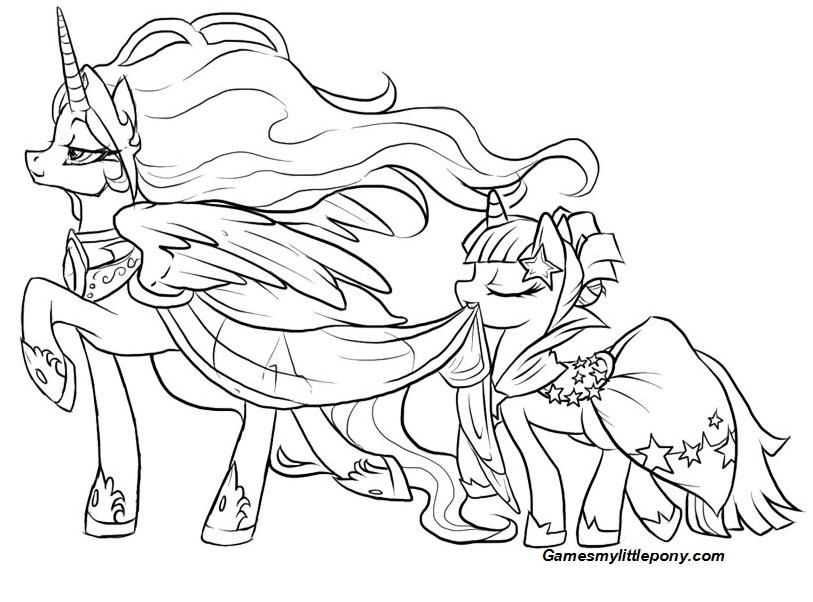 MLP Mother and Baby