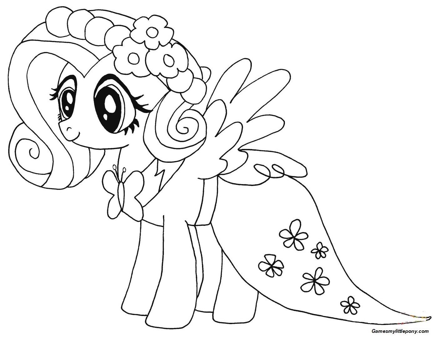 My Little Pony Fluttershy from My Little Pony
