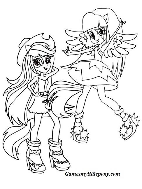 Funny Equestria Girls