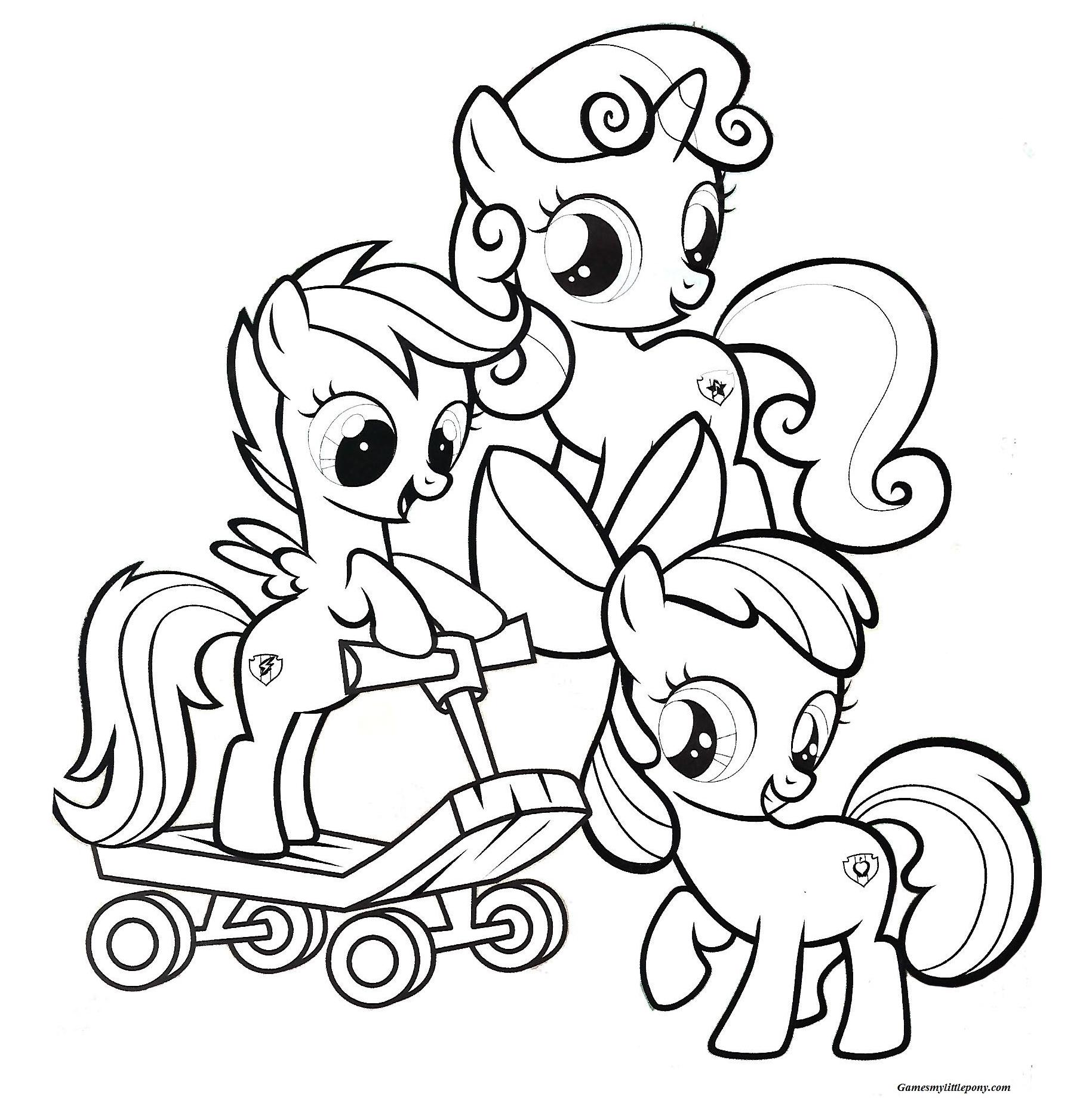 Funny Rainbow Dash Pinkie Pie and Twilight Sparkle