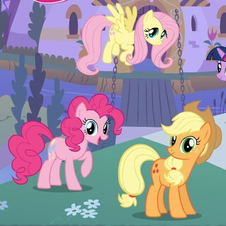 My Little Pony Friendship Is Magic Games Game