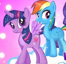 Which My Little Pony Character Are You Game