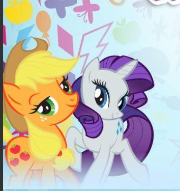 My Little Pony Cutie Mark Creator Game