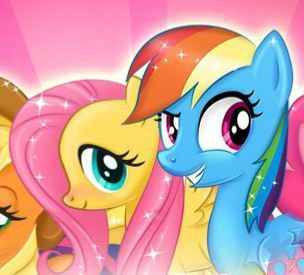 My Little Pony Character Quiz Game
