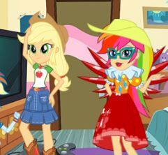MLP Fashion Photo Booth Game
