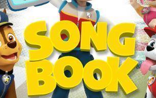 Paw Patrol Song Book Game