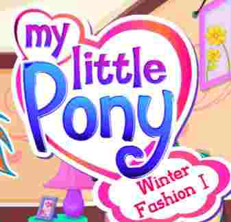 My Little Pony Winter Fashion 1 Game