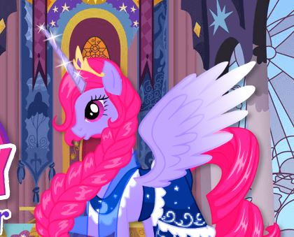 My Pony Designer Game