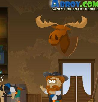 Outlaw Jack Aztecs Treasure Game