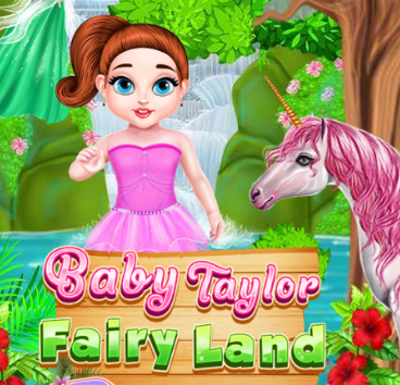 Baby Taylor Fairy Land Dream Game