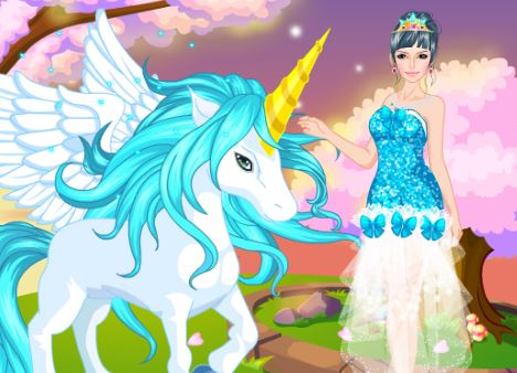 Beauty And Unicorn Game