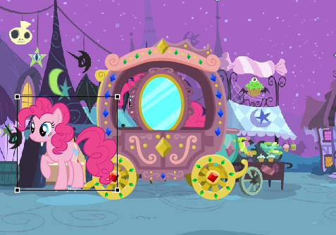 Castle Creator My Little Pony Friendship Is magic Game