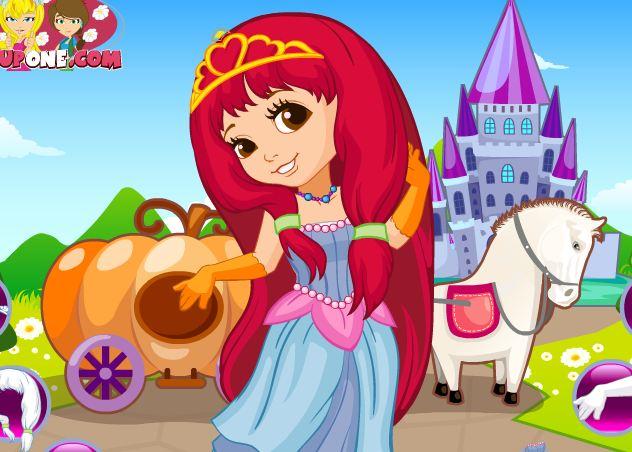 Cinderella Pumpkin Carriage 2 Game