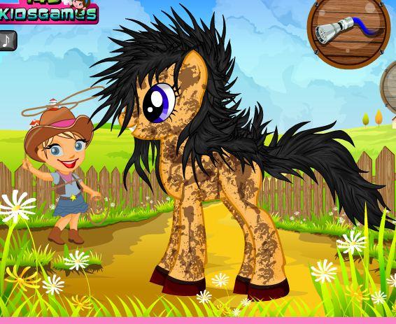 Emo Pony Care Game