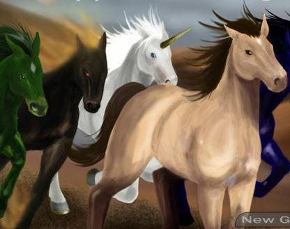 Enjoyable Horse Racing Game