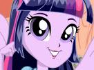 Equestria Girls Twilight Sparkle Game