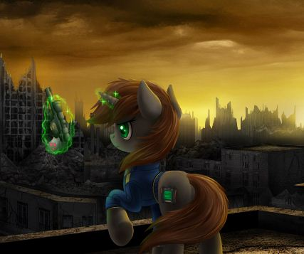 Fallout Equestria Remains Game