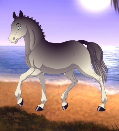 Fantasy Horse Maker Game