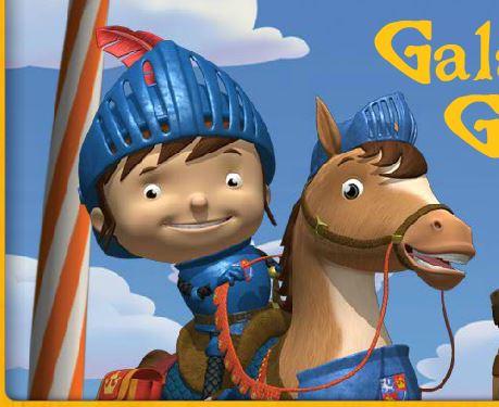 Galahad Horse Gallop Game