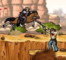 Gunshot Cowboy Game