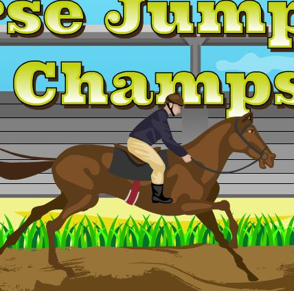 Horse Jumping Champs Game
