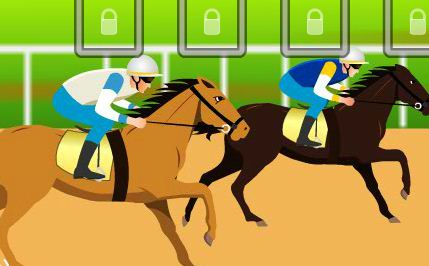 Horse Racing Typing Game