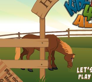 Horse Ranch Game