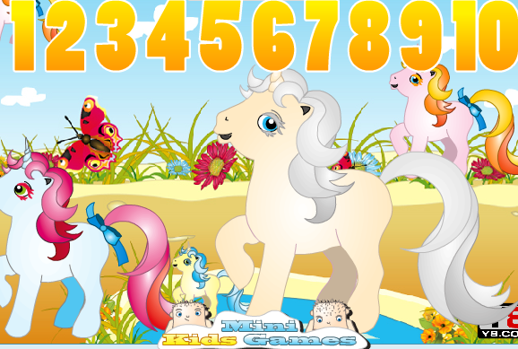 How Many Pony Game