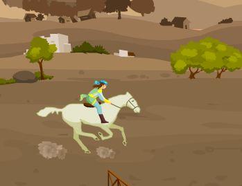 Jhansis Ride Game