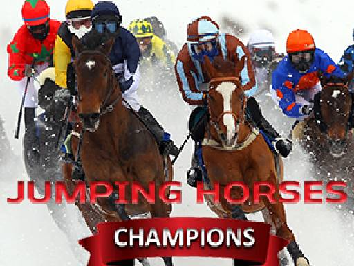 Jumping Horses Champions New Game