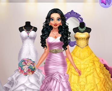 Princess In Wedding Day Game