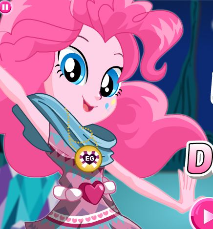 Legend Of Everfree Pinkie Pie Game