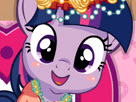 Little Pony Prom Make Up Game