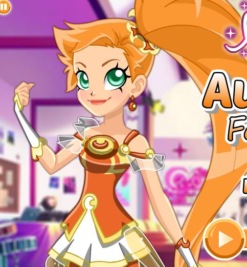 LoliRock Auriana Fashion Style Game