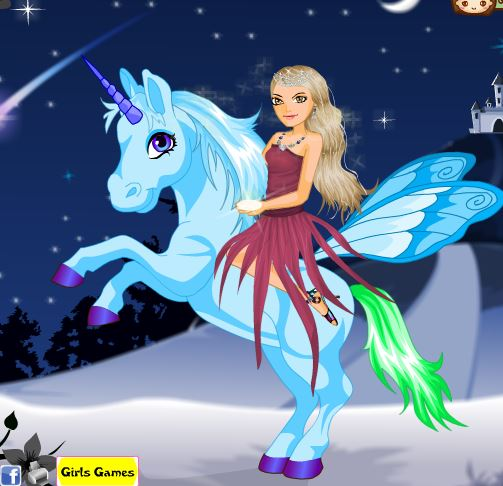 Magical Unicorn Game