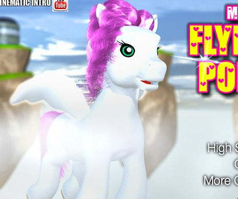 My Flying Pony Game