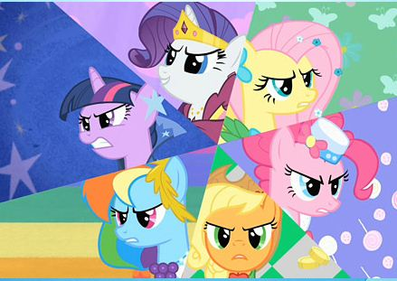 My Little Pony Angry Game