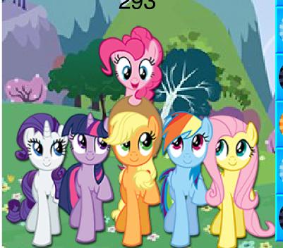 My Little Pony Cutie Game