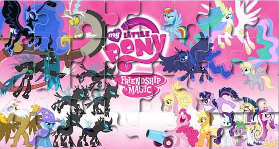 My Little Pony Good And Evil Game