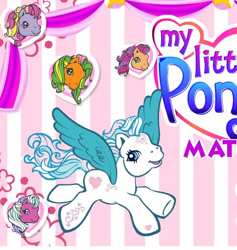 My Little Pony Match Fun Game