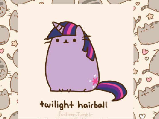 My Little Pony Pusheen Game