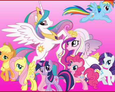 My Little Pony Quiz Game