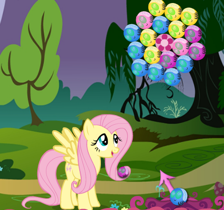 My Little Pony Swarm Of The Parasprites Game