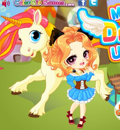 My Dream Unicorn Game