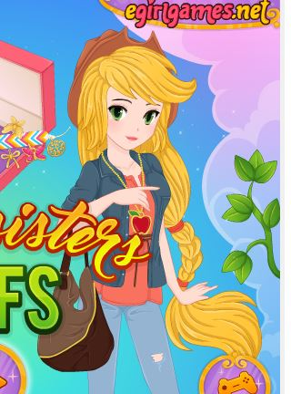 Pegasisters BFFs Game