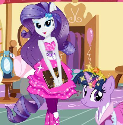 Pony Fashion Week Game