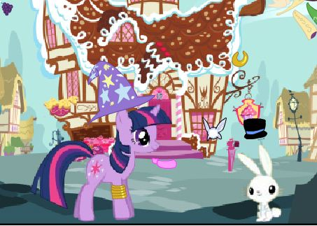 Pony Friendship Is A Miracle Game