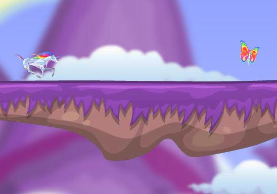 Robot Unicorn Attack 3 Game