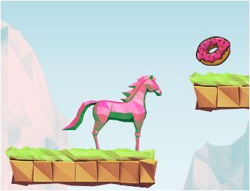 Surprise Horse Game